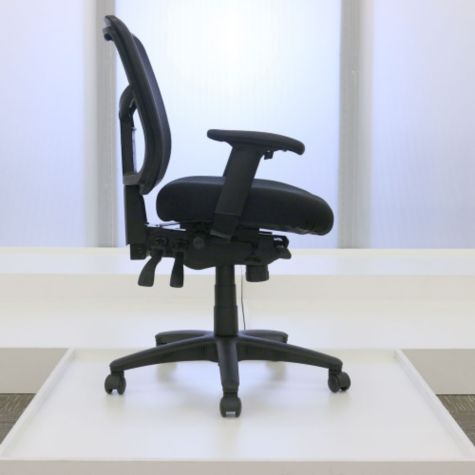 Adjustable seat angle