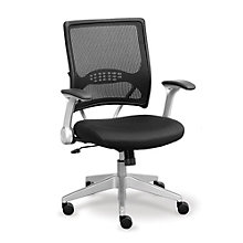 Computer Chair in Vertical Mesh, OFF-10537