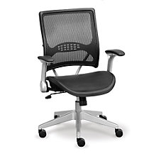 Mid-Back Computer Chair in Mesh, OFF-10532
