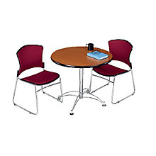 "Multi Purpose 36"" Round Table, OFM-LT36RD"