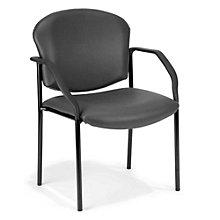 Vinyl Stack Chair, OFM-404-VAM