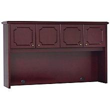Wood Veneer Traditional Door Hutch, 8826051
