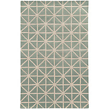 Optic Starburst Geometric Area Rug 8'W x 10'D, 8825388