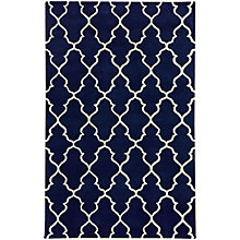 Optic Geometric Area Rug 5'W x 8'D, 8825383