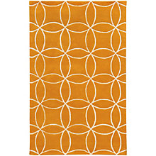 Optic Geometric Area Rug 8'W x 10'D, 8825390