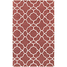 Optic Geometric Area Rug 5'W x 8'D, 8825393