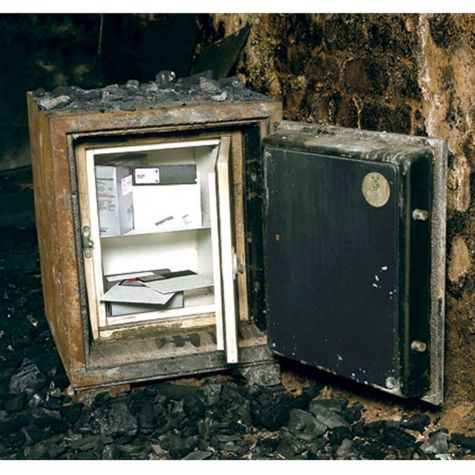 Vital Records Protected from Fire