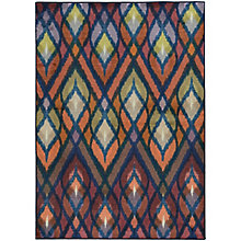 "Prismatic Geometric Area Rug 5'3""W x 7'6""D, 8825395"