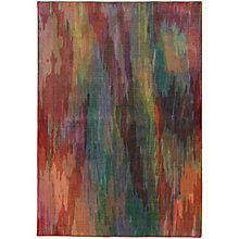 "Prismatic Abstract Area Rug 7'10""W x 10'10""D, 8825398"