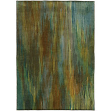 "Prismatic Abstract Area Rug 7'10""W x 10'10""D, 8825402"