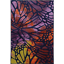 "Prismatic Abstract Area Rug 5'3""W x 7'6""D, 8825405"