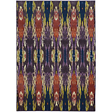 "Prismatic Abstract Area Rug 7'10""W x 10'10""D, 8825408"