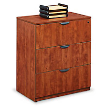 Legacy Three Drawer Lateral File, 8812893