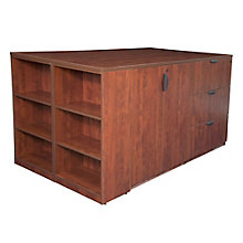 Legacy Standing Height Storage and Filing Island, 8812904
