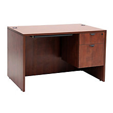 Legacy Single Pedestal Desk, OFG-DS0025