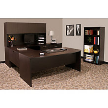 Sandia U-Desk with Hutch Set, OFG-UD1064