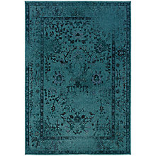 "Revival Over-Dyed Oriental Rug 7'10""W x 10'10""D, 8825450"