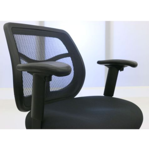 Shown with Armrests Raised