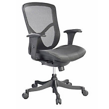 Mid Back Mesh Ergonomic Task Chair, RMT-FUZ5B-LO