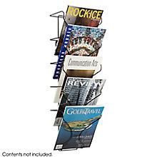 Five Pocket Wall-Mounted Magazine Rack, 8828225