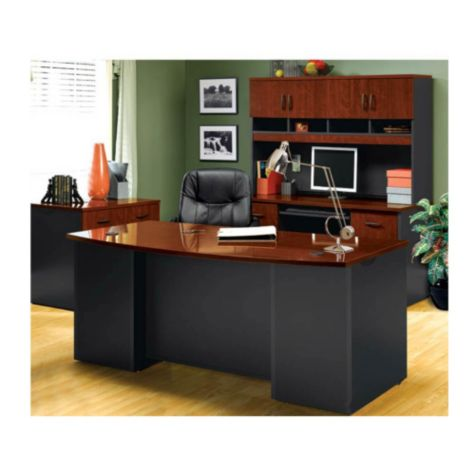 Executive Desk in Room Setting