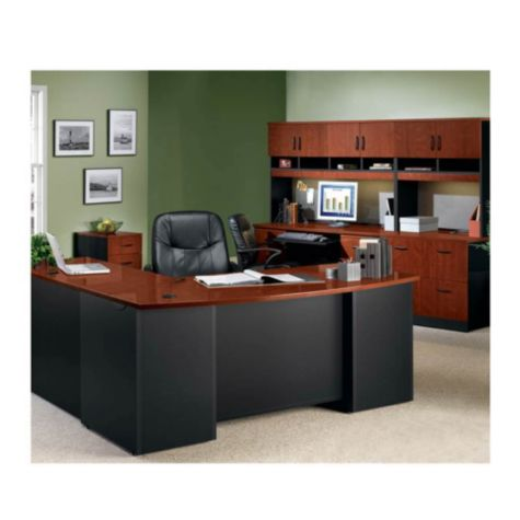 Credenza in Room Setting