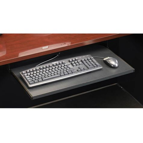 Includes keyboard tray