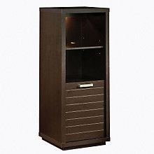Skyline Chocolate Audio Cabinet, SSF-4359651