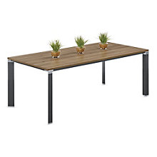 "Empire Triangular Leg Conference Table - 78""W, 8801822"