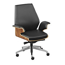 Bentwood Executive Chair in Polyurethane, 8801798
