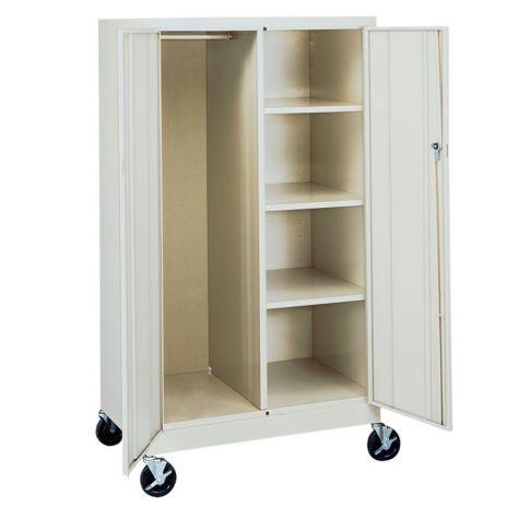 Mobile Wardrobe Storage Cabinet Tes Ck6620dh