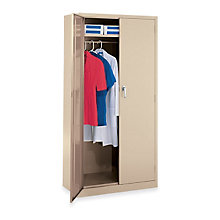 "Deluxe Wardrobe Cabinet - 78""H, TES-7818W"