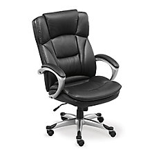 Faux Leather Executive Chair, 8822646