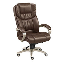 High Back Faux Leather Executive Chair, TRU 432