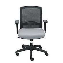 Mesh Back Chairs With Memory Foam   Set Of 8, MAO 01221
