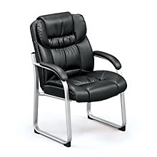 Guest Chair in Faux Leather, 8804283