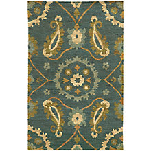 Valencia Abstract Area Rug 8'W x 10'D, 8825493