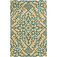 Valencia Abstract Area Rug 5'W x 8'D, 8825494