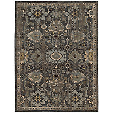 "Vintage Abstract Area Rug 7'10""W x 10'10""D, 8825489"