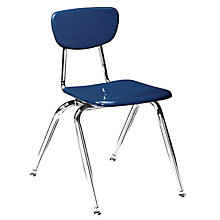 "18""Stack Chair-5th Grade & Up, 8827510"
