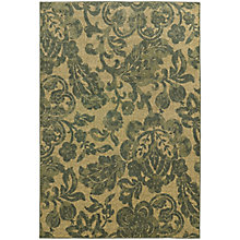 "Abstract Area Rug 7'10""W x 10'10""D, 8825500"