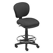 Everyday Values Armless Task Stool, 8802942