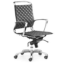 Jackson Mid Back Chair, ZUO-20