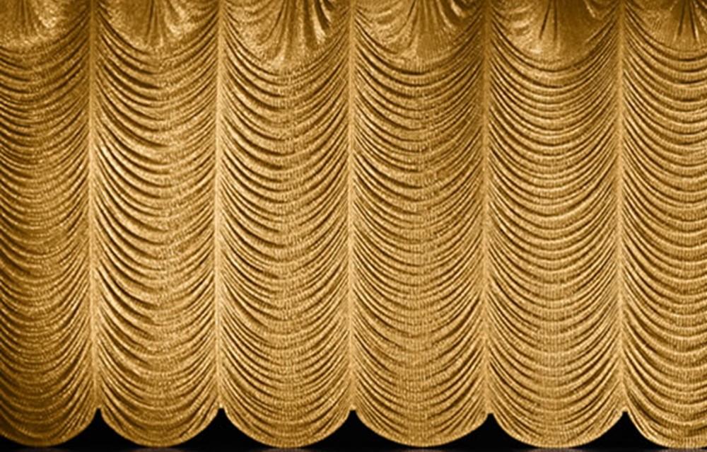 Curtain And Curtain