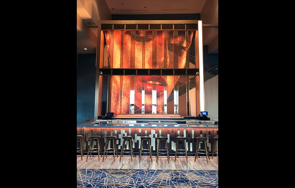 Hard Rock Hotel Bar, Atlantic City