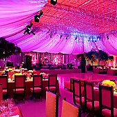 Tent Swags & Event Fabrics