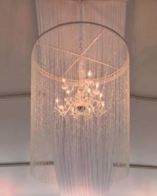 Venetian-Encased-in-Crystal-Curtain