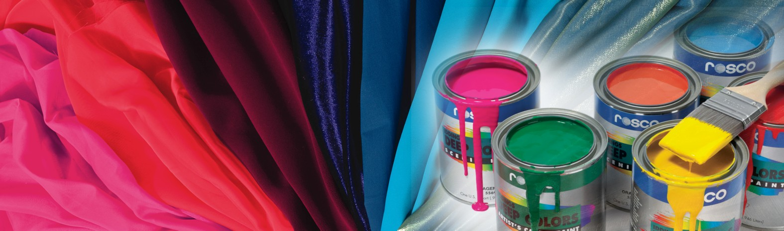 theatrical fabrics production hardware scenic supplies