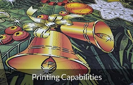 Printing Capabilities