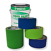 Tape, Paint and Supplies